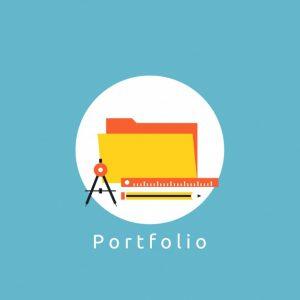 پورتفولیو - portfolio