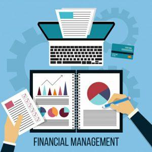 مدیریت مالی و بازرگانی